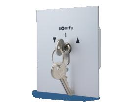 Somfy-sleutelschakelaark
